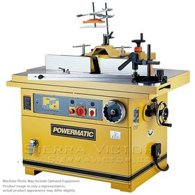 POWERMATIC TS29 Shaper, 7.5HP 3PH 230/460V, 1791284