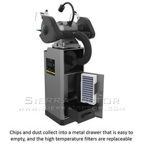 New JET Metal Dust Collection Stand: JDCS-505 for sale