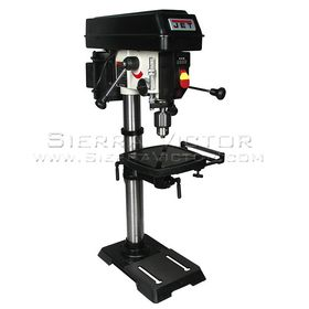 New JET B3NCH Heavy Duty Variable Speed Drill Press: JWDP-12 for sale