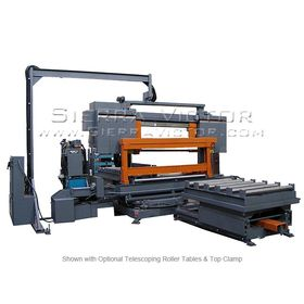 New HE&M Dual Column Bandsaw: DC2038RB1 for sale