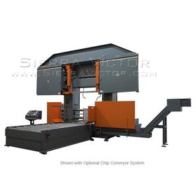 New HE&M Dual Column Bandsaw: DC5353 for sale