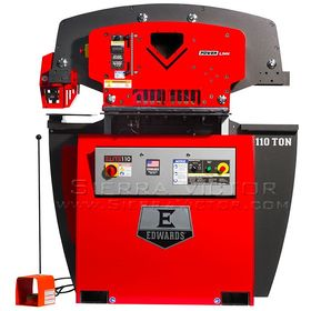New EDWARDS Superior 4 Station Ironworker ELT110 for sale