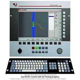 New STANDARD INDUSTRIAL ESA 550 PC Control with Tooling Graphics for sale