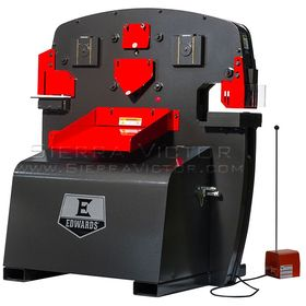New EDWARDS Deluxe Hydraulic Ironworker JAWS V: IW100DX for sale