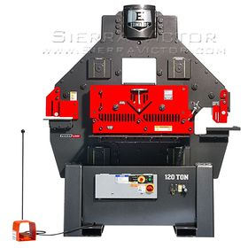New EDWARDS Hydraulic Ironworker JAWS V: IW120 for sale
