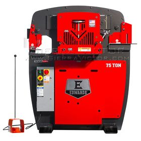 New EDWARDS Hydraulic Ironworkers JAWS IV: IW75 for sale
