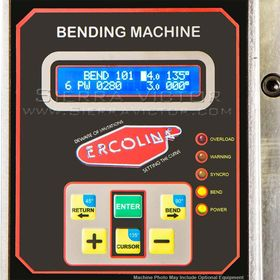 New ERCOLINA Rotary Draw Tube & Pipe Bender: TB60 for sale