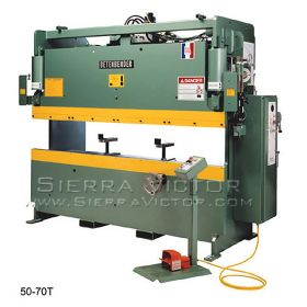New BETENBENDER Hydraulic Press Brake Model 6-70 6' x 70 Ton for sale