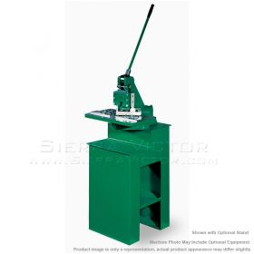 New TENNSMITH Notcher with Box Flange Blades Model 16-18 for sale