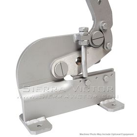 New ROPER WHITNEY Throatless Bench Shear with Hi-Speed Blades: No. 39 for sale