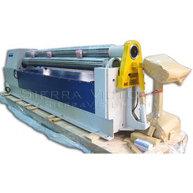 BIRMINGHAM Double Pinch Hydraulic Plate Bending Roll RH-1004 for sale