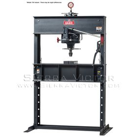 New DAKE Hand-Operated Hydraulic Press: 150H for sale