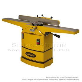 POWERMATIC 54A Jointer 1HP 1PH 115/230V with Helical Cutterhead 1791317K