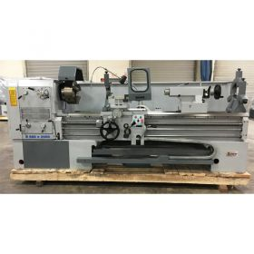 """LION 25-CU Engine Lathe with 4"""" Spindle Bore"""