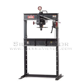 New DAKE Hand-Operated Hydraulic Press: 25H for sale