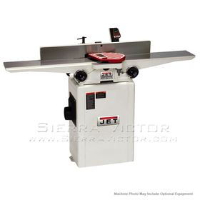 New JET JJ-6HHDX Deluxe Jointer with Helical Head 708466DXK for sale