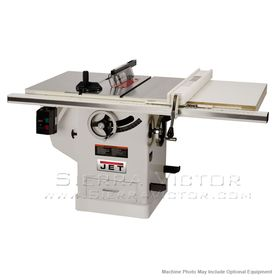 """New JET Deluxe Xacta Saw 5HP 1Ph 30"""" Rip 708676PK for sale"""