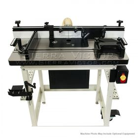JET Router Lift with Cast Table Kit 737000CK