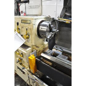 Used MORI SEIKI Gap Bed Engine Lathe MH-1500G for sale