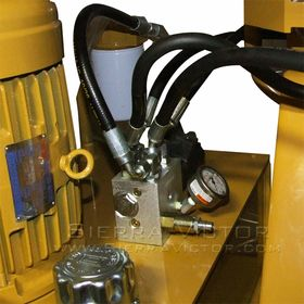 BAILEIGH Hydraulic Pipe Bender RDB-500