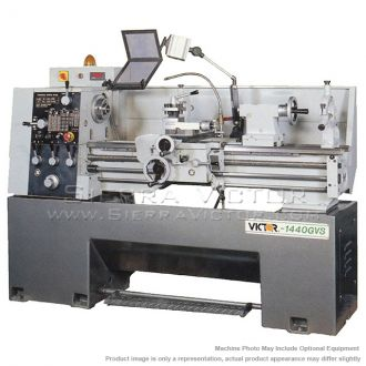 New VICTOR Precision Variable High Speed Lathe for sale