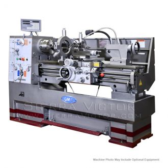 New GMC Large Spindle Bore Lathe for sale