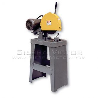 New KALAMAZOO Industrial Abrasive Chop Saw with Stand and Foot Chain Vise K14SSF for sale