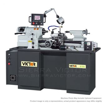 New VICTOR Super Precision Toolroom Lathe with Digital Threading Control for sale